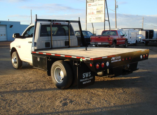 Sws Light Duty Truck Decks Sws Truck Bodies Amp Trailers