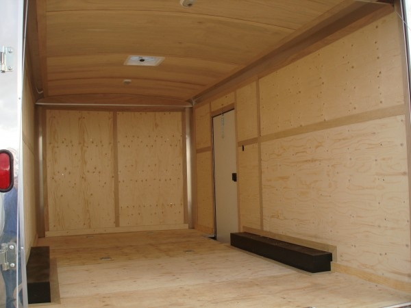 Enclosed Cargo Trailers Sws Truck Bodies Amp Trailers