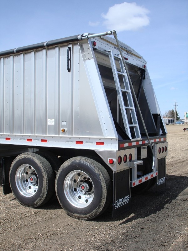 Aluminum Grain Trailers Page 2 Sws Truck Bodies Amp Trailers